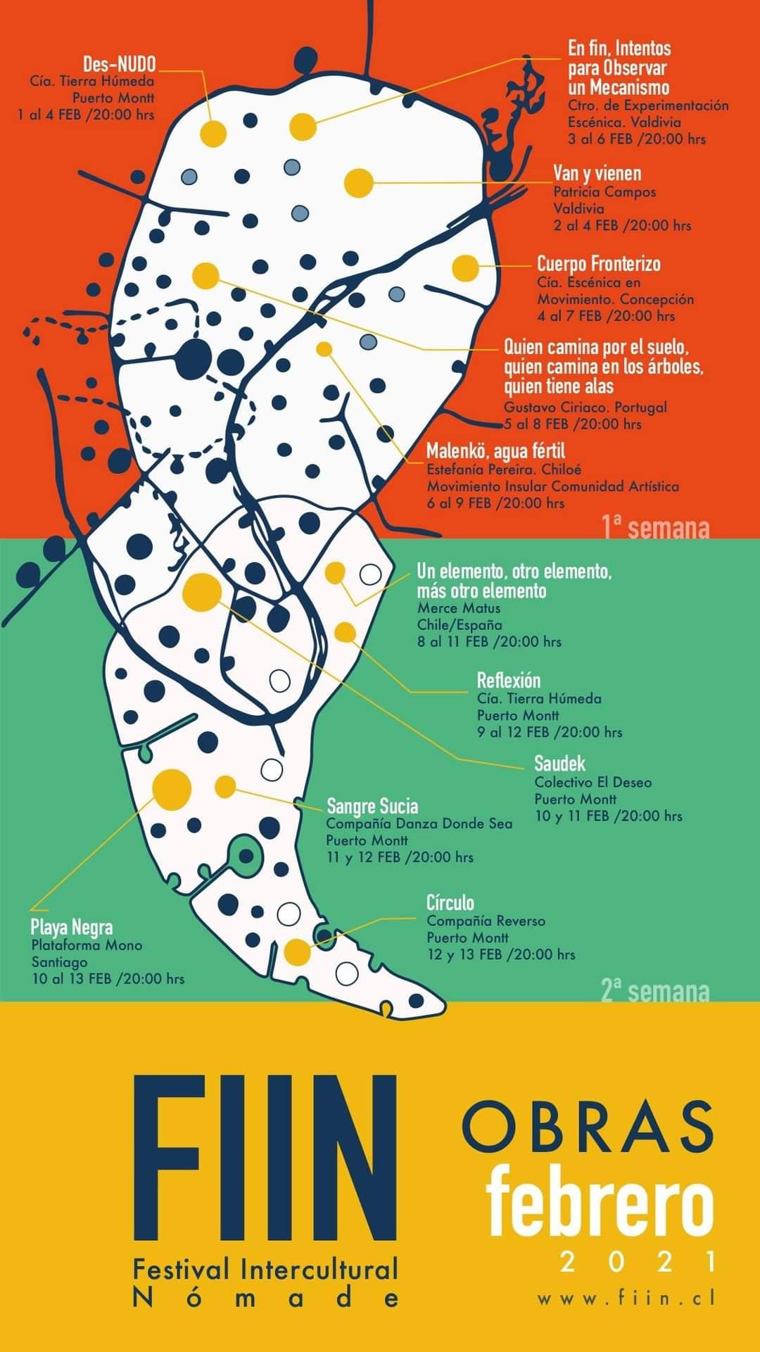 Festival Intercultural Nómade - Online