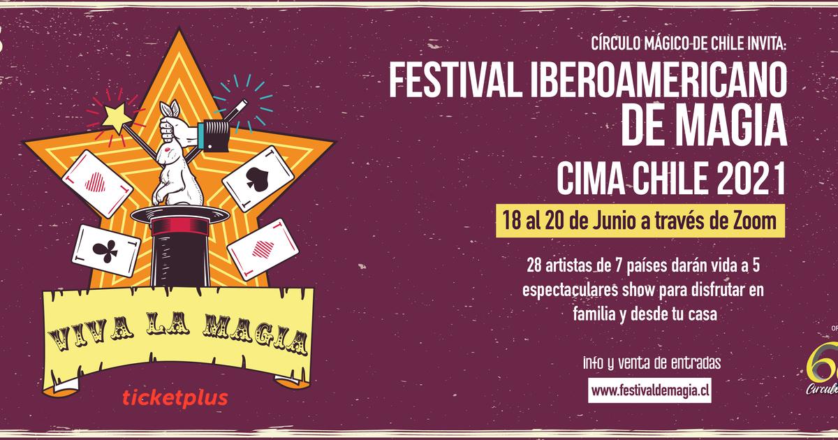 Festival de Magia CIMA Chile 2021