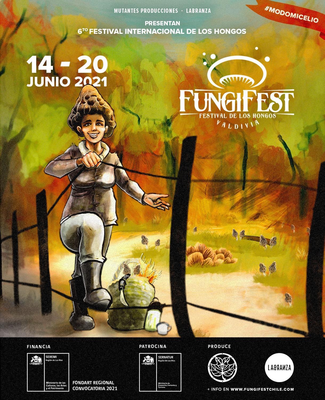 Fungi Fest 2021 - Online