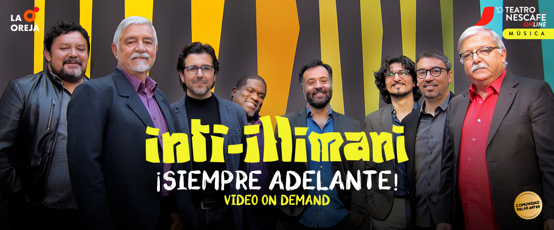 "Inti Illimani ""Siempre Adelante"" - Online"