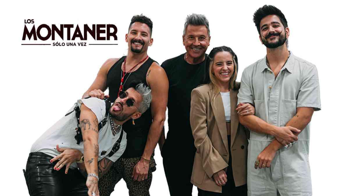 """""""Los Montaner Live"""" - Online"""