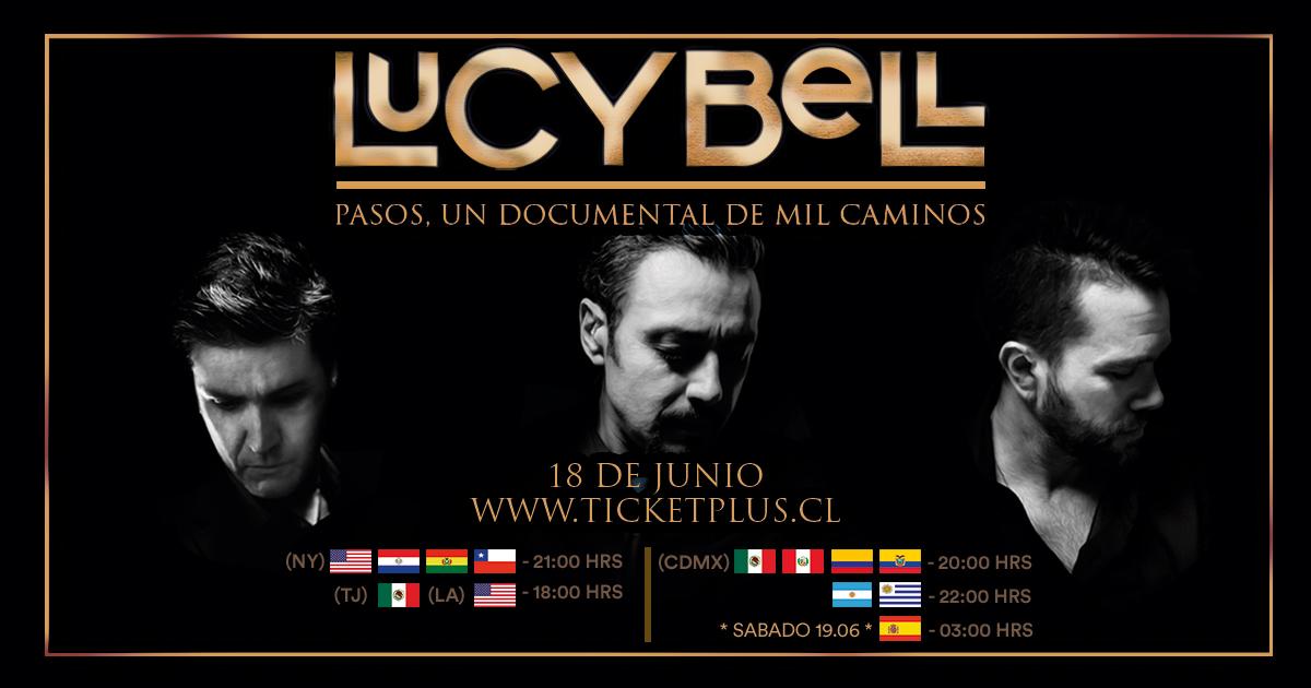 'Pasos' un documental de Mil Caminos - Lucybell