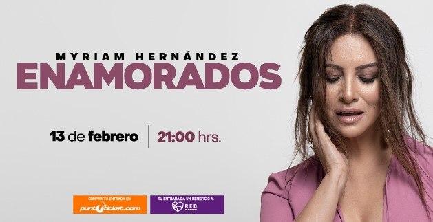 Myriam Hernández - Enamorados Online