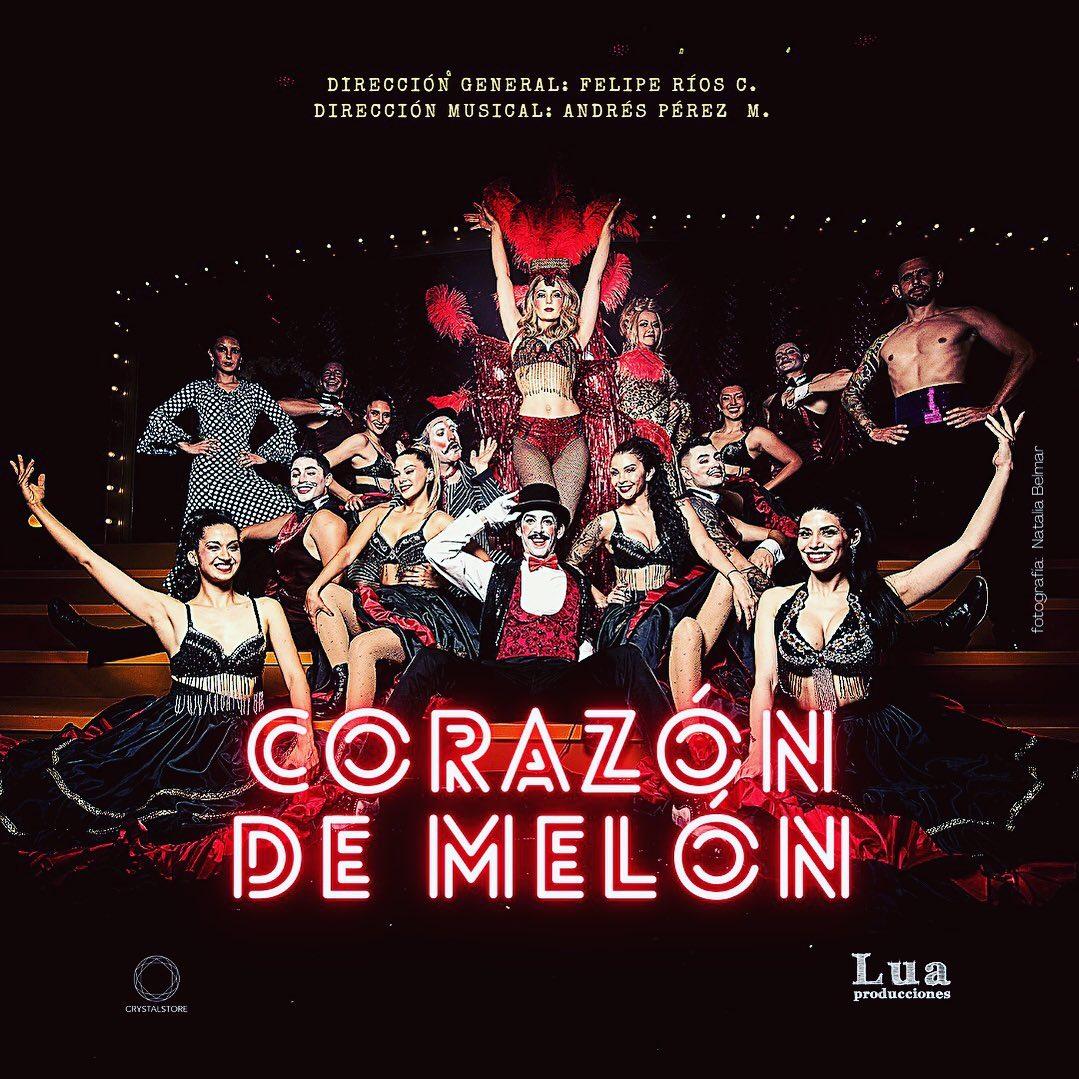 Teatro: Corazón de Melón - Online